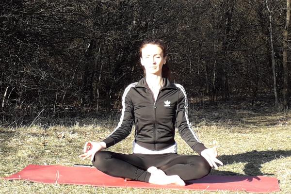 Пранаяма (дишане) – Пълно йогийско дишане
